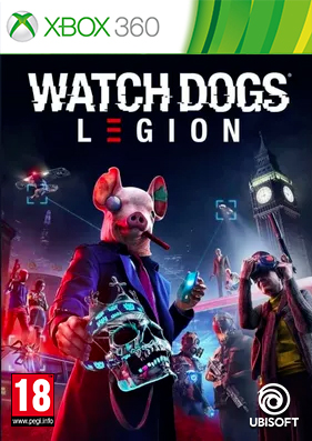 Watch Dogs: Legion [Xbox 360]
