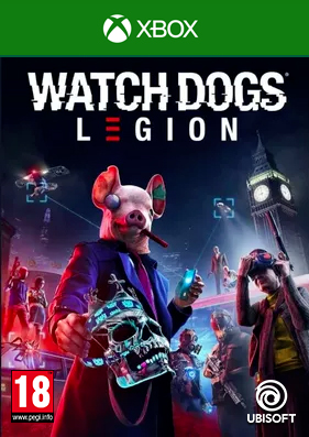 Watch Dogs: Legion [Xbox One, Series]