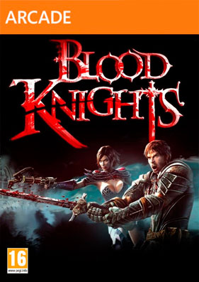 Blood Knights [REGION FREE/ENG]