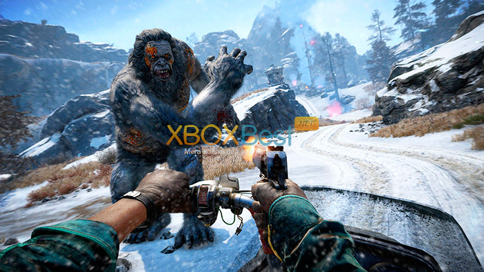 Far Cry 4: Valley of the Yetis [DLC/RUSSOUND]