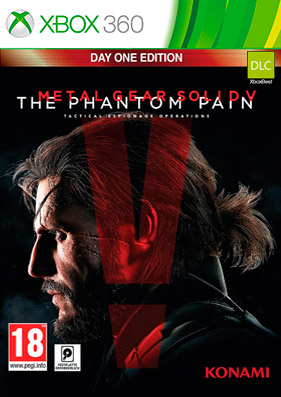 Metal Gear Solid V: The Phantom Pain - DAY ONE EDITION (DLC/GOD/RUS)