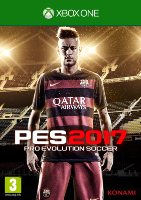 Pro Evolution Soccer / PES 2017 [Xbox One]