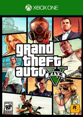 Grand Theft Auto V/GTA 5 [Xbox One]