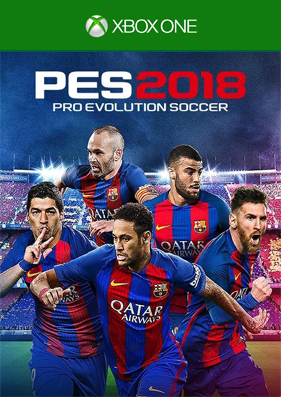 Pro Evolution Soccer / PES 2018 [Xbox One]