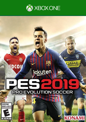 Pro Evolution Soccer/PES 2019 [Xbox One]