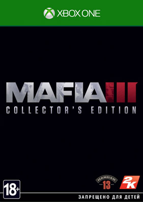 Mafia III Collector's Edition [Xbox One]