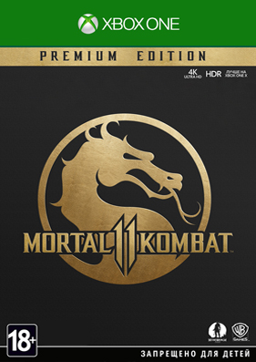 Mortal Kombat 11 Premium Edition [Xbox One]