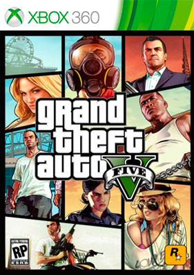 Grand Theft Auto 5 [REGION FREE/RUS] (LT+3.0)
