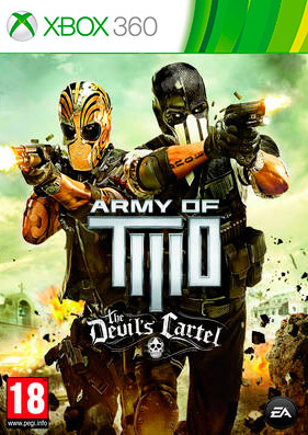Army of TWO: The Devil's Cartel [REGION FREE/GOD/ENG]