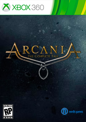 Arcania: The Complete Tale [REGION FREE/GOD/RUSSOUND]