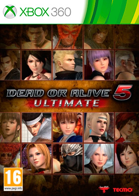 Dead or Alive 5: Ultimate [REGION FREE/ENG] (LT+3.0)