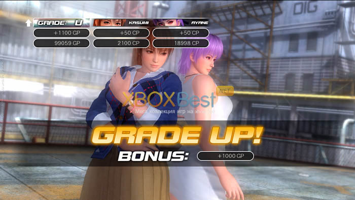 Dead or Alive 5: Ultimate [REGION FREE/GOD/ENG]