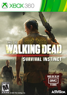 The Walking Dead: Survival Instinct [REGION FREE/RUS] (LT+1.9 и выше)