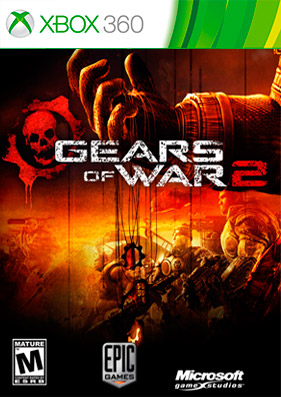 Gears of War 2 [REGION FREE/GOD/RUS]