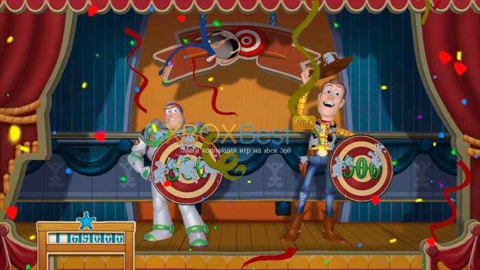 Toy Story Mania! [REGION FREE/RUSSOUND] (LT+2.0)