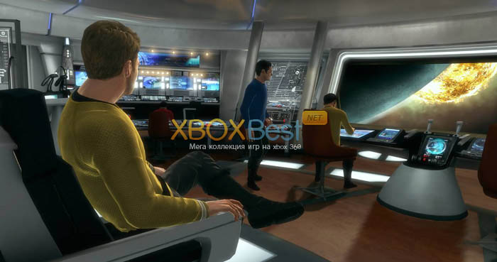 Star Trek: The Video Game [PAL/RUS] (LT+2.0)