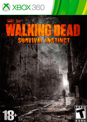 The Walking Dead: Survival Instinct [REGION FREE/GOD/RUS]