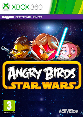 Angry Birds: Star Wars [REGION FREE/ENG] (LT+1.9 и выше)