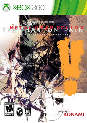 Metal Gear Solid V: The Phantom Pain - NO HDD & 4GB EDITION [DLC/FREEBOOT/RUS]