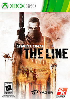 Spec Ops: The Line [REGION FREE/RUS] (LT+3.0)