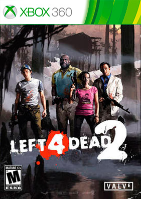 Left 4 Dead 2 [REGION FREE/JTAGRIP/RUSSOUND]