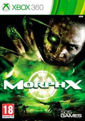 MorphX [PAL/RUSSOUND]
