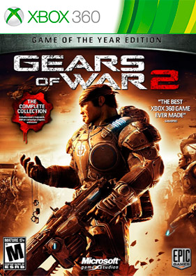 Gears of War 2: Game of the Year Edition [DLC/GOD/RUS]