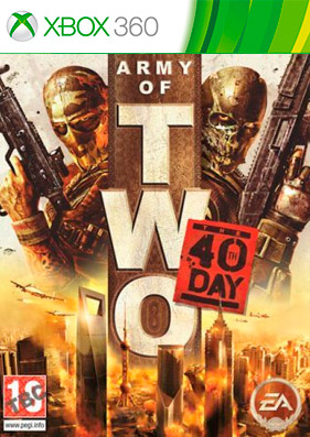 Army Of Two: The 40th Day [REGION FREE/RUS]