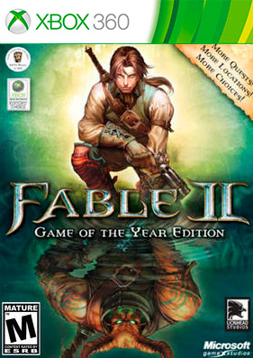 Fable 2: Game of the Year Edition [REGION FREE/GOD/RUSSOUND]