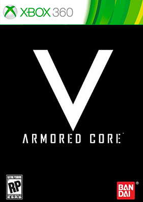 Armored Core V [REGION FREE/GOD/ENG]