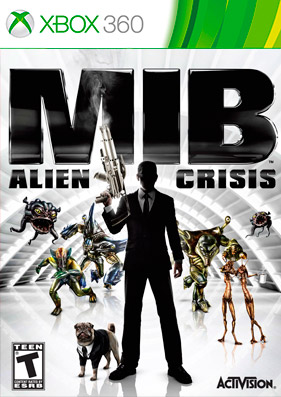 Men in Black: Alien Crisis [REGION FREE/GOD/ENG]