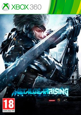 Metal Gear Rising: Revengeance [REGION FREE/RUS] (LT+2.0)