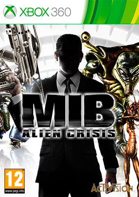 Men in Black: Alien Crisis [REGION FREE/ENG]