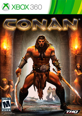 Conan [REGION FREE/RUSSOUND]