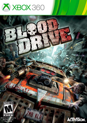 Blood Drive [PAL/ENG]