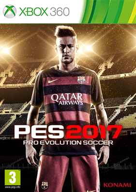 Pro Evolution Soccer / PES 2017 [DEMO/RIGION FREE/RUS]