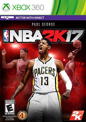 NBA 2K17 [GOD/ENG]