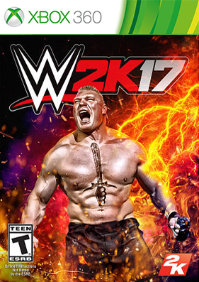 WWE 2K17 [DLC/GOD/ENG]