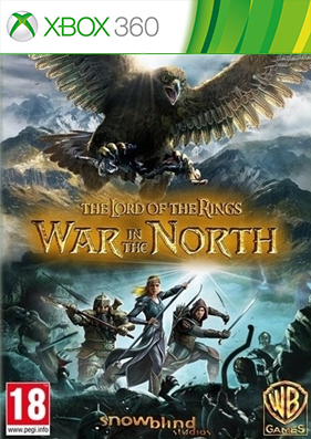 The Lord of the Rings: War in the North [REGION FREE/RUS] (LT+2.0)