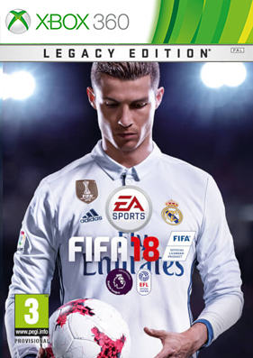 FIFA 18 Legacy Edition [PAL/ENG] (LT+3.0)