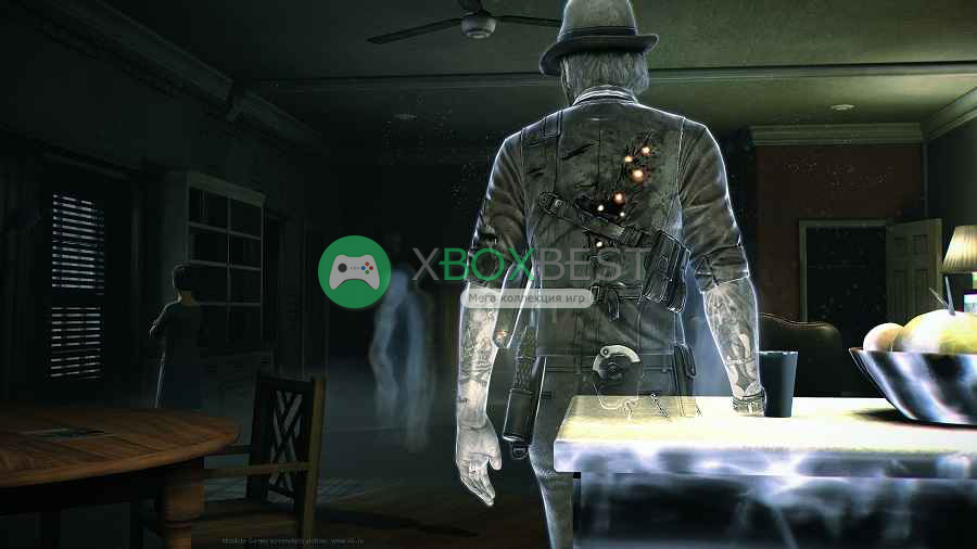 Murdered: Soul Suspect [GOD/FREEBOOT/RUSSOUND]