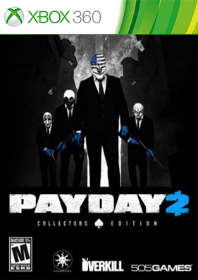 PayDay 2 [GOD/FREEBOOT/ENG]