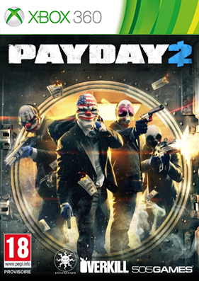 PayDay 2 [REGION FREE/ENG] (LT+1.9 и выше)