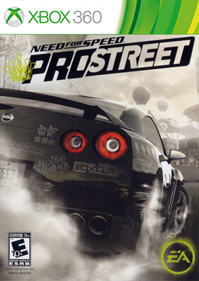 Need for Speed: ProStreet [GOD/FREEBOOT/RUSSOUND]