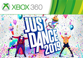 Just Dance 2019 [XBL-BUILD] [GOD/ENG]