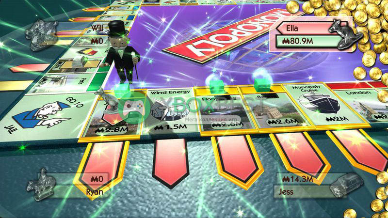 Monopoly Streets [GOD/FREEBOOT/RUS]