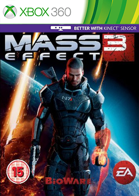 Mass Effect 3 [FREEBOOT/RUS]