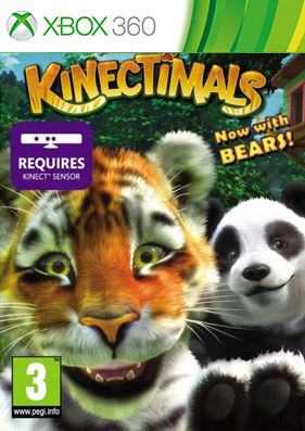 Kinectimals: Now with Bears! [REGION FREE/RUS] (LT+3.0)