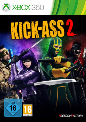 Kick-Ass 2: The Video Game [PAL/RUS] (LT+1.9 и выше)