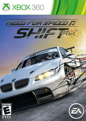 Need For Speed: Shift [DLC/GOD/RUSSOUND]